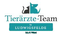 Tierärzte-Team in Ludwigsfelde Logo